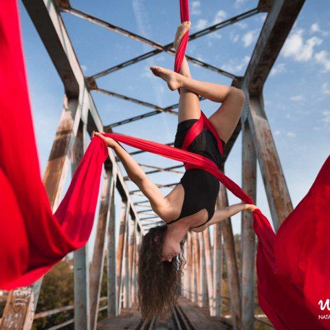 Trwa nabór do nowych grup Aerial Dance oraz Aerial Jogi