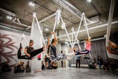 Aerial Dance I Aerial Hoop nowy nabór do grup dziecięcych