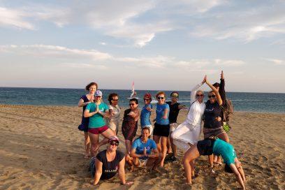 Weekend z jogąi rozwojem osobistym w Oddechowie pod Waw 11-13.10